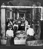 Chicago Meat packing Plant