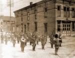 Early Toledo Police band