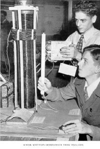 Buhlbook1956ScienceFairTeslaCoil