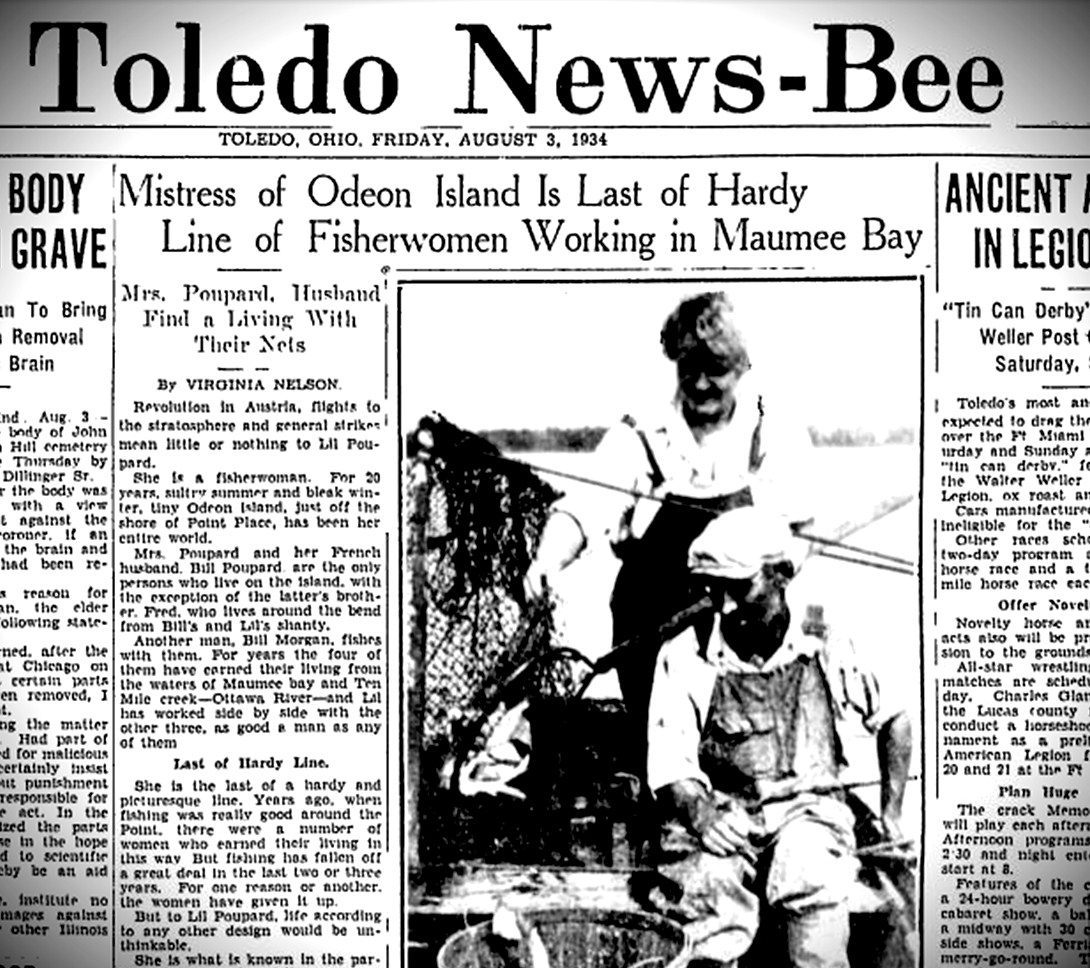 Ohio lucas county maumee - Whatever Happened To The Mistress Of Odeon Island Update With New Information