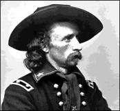 Colonel George Custer led raid in which Perrysburg's Clara Blinn and son were killed