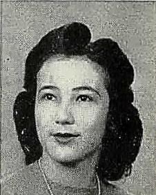 Patricia Schmidt Senior Pic at Devlibiss 1943