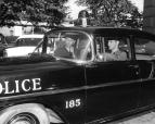 1950's Patrol Car
