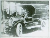Early 1920' Paddy Wagon