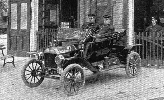Early TPD Car