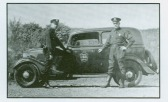 1930's Toledo Patrol Car