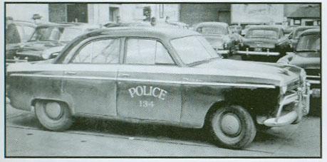 Very Dirty Squad Car
