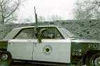 1960's Car Gun Training