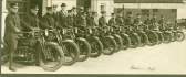Motorcyle Squad 1930's