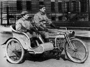 Sidecar on Jackson St.